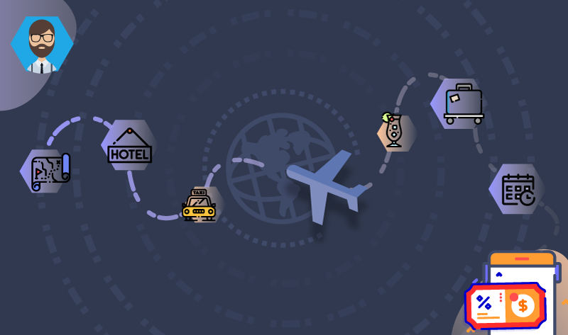 Offline Onboarding Travel